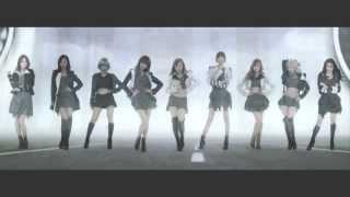 Girls' Generation - Motorcycle (FMV)