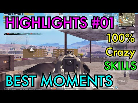best-moments-pubg-mobile- -highlights-#1