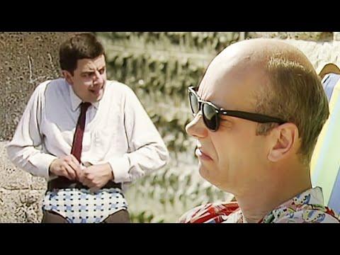 Bean At The Beach | Mr Bean Full Episodes | Mr Bean Official