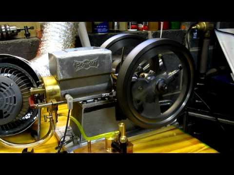 Economy Model Engine