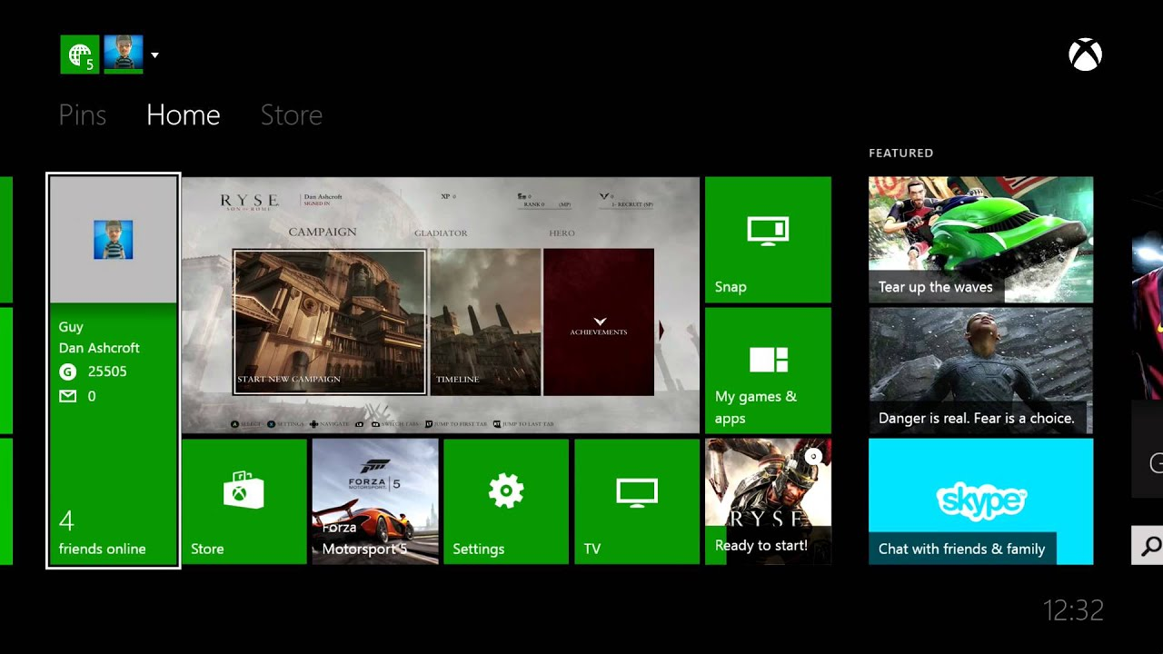 Installing Games On Xbox One Youtube