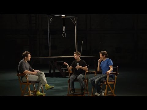 The Gallows - Backstage with Jason Blum and the Directors [HD]