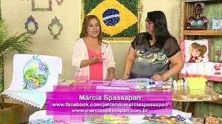 Pintando Paisagem com Hortênsia, com Márcia Spassapan