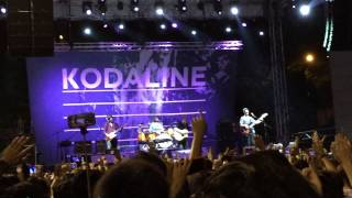 All I Want - Kodaline Live in Singapore 2015 Finale