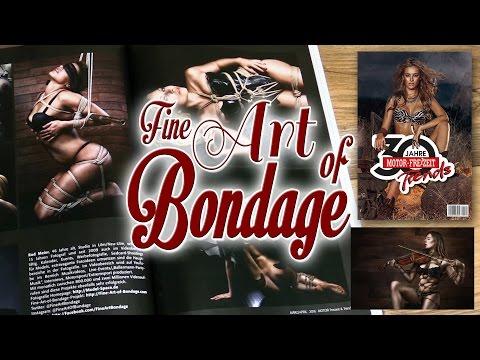 Fine Art of Bondage - Magazine MOTOR Freizeit & Trends