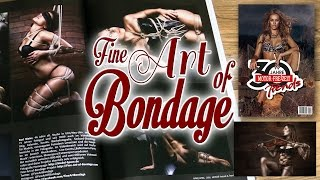 Video Fine Art of Bondage - Magazine MOTOR Freizeit & Trends download MP3, 3GP, MP4, WEBM, AVI, FLV Juni 2018
