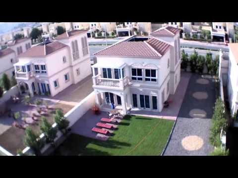 Jumeirah Village Triangle AR Drone 2.0 first flight