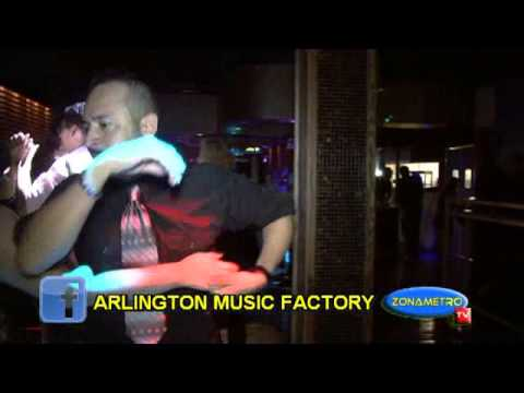 MUSIC FACTORY ARLINGTON sabados  de salsa bachata top 40 /