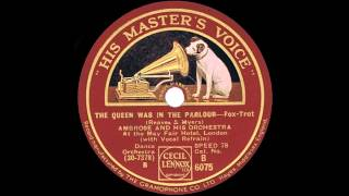 The Queen Was In The Parlour - Bert Ambrose & His Orchestra