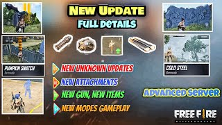 Advanced Server Review New Update Detailed news Gaming FREAK