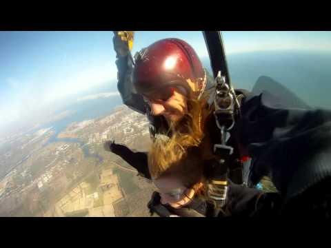 Skydiving in Maryland - Kelsey Dickerson