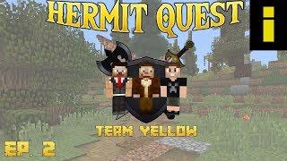 Hermit Quest Episode 2: Regeneration Base!