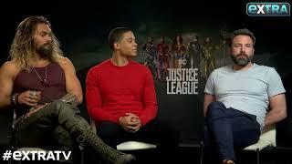 connectYoutube - Jason Momoa's Lifelong Dream to Host 'SNL' — Can Ben Affleck Help?