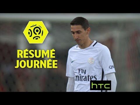 Résumé de la 35ème journée - Ligue 1 / 2016-17