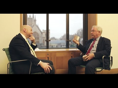 Interview with Professor Richard Murphy - Corporation Tax: A Global Race to the Bottom?