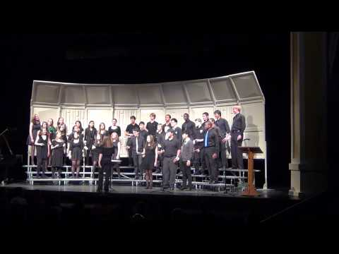 "Blair Academy Singers ""Java Jive"""