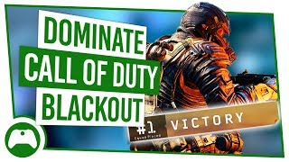 How To Dominate Call Of Duty Black Ops 4 Blackout (Battle Royale Tips & Tricks)
