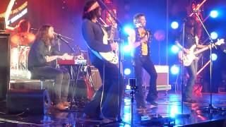 HD - All Right Now (Free cover) - Paul Rodgers and The Sheepdogs at The Indies 2012