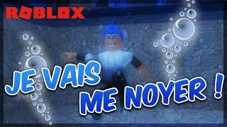 JE NE DOIS PAS ME NOYER ! Roblox Flood Escape