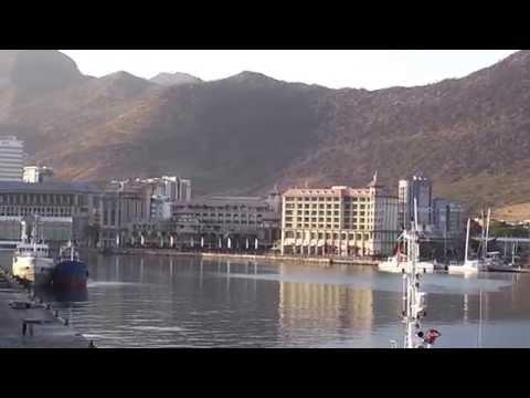 Mauritius - Port Louis harbour