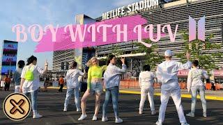 [CDC] [KPOP IN PUBLIC @BTS CONCERT] BTS (방탄소년단) '작은 것들을 위한 시 (Boy With Luv)  ft. Halsey Dance Cover