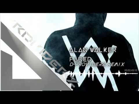 Alan Walker - Faded (D-Providerz Remix) [Electro-House]