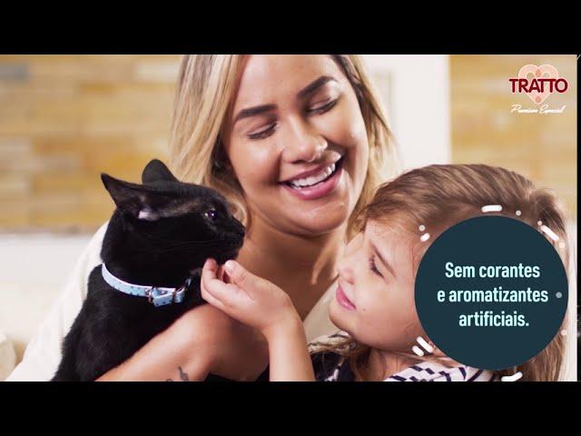 Linha Tratto Premium Especial Gatos