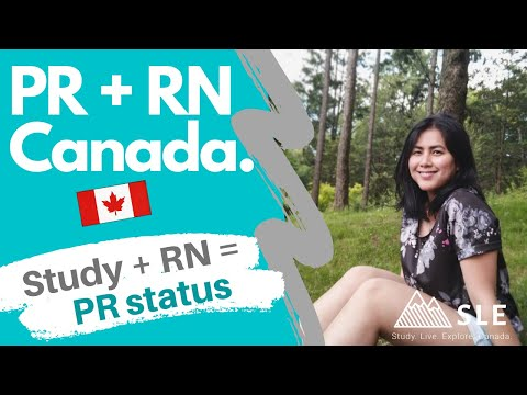 NURSING PROGRAMS For International Students - (IEN In Canada)!