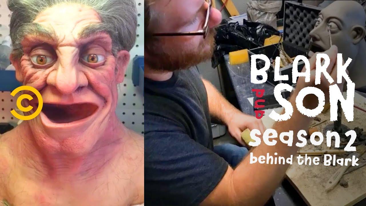 Behind the Scenes of Blark and Son Season 2