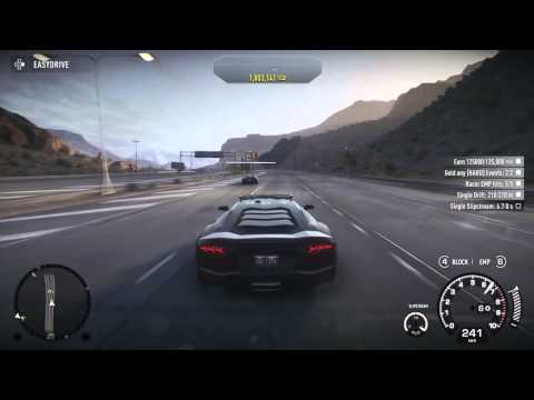 Need For Speed™ Rivals - 8 Second Single Slipstream