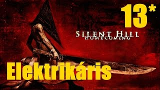 CZ tit. | Let's Play | Silent Hill: Homecoming | #13 | HARD | 1080p