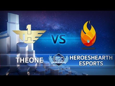 HeroesHearth vs TheOne vod