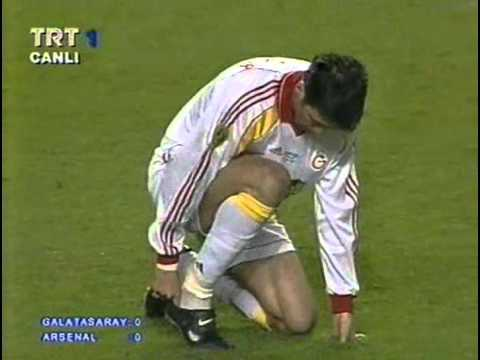 17.05.2000 UEFA CUP FINAL - Galatasaray vs Arsenal