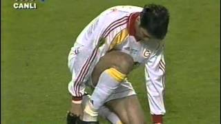 17.05.2000 UEFA CUP FINAL - Galatasaray vs Arsenal