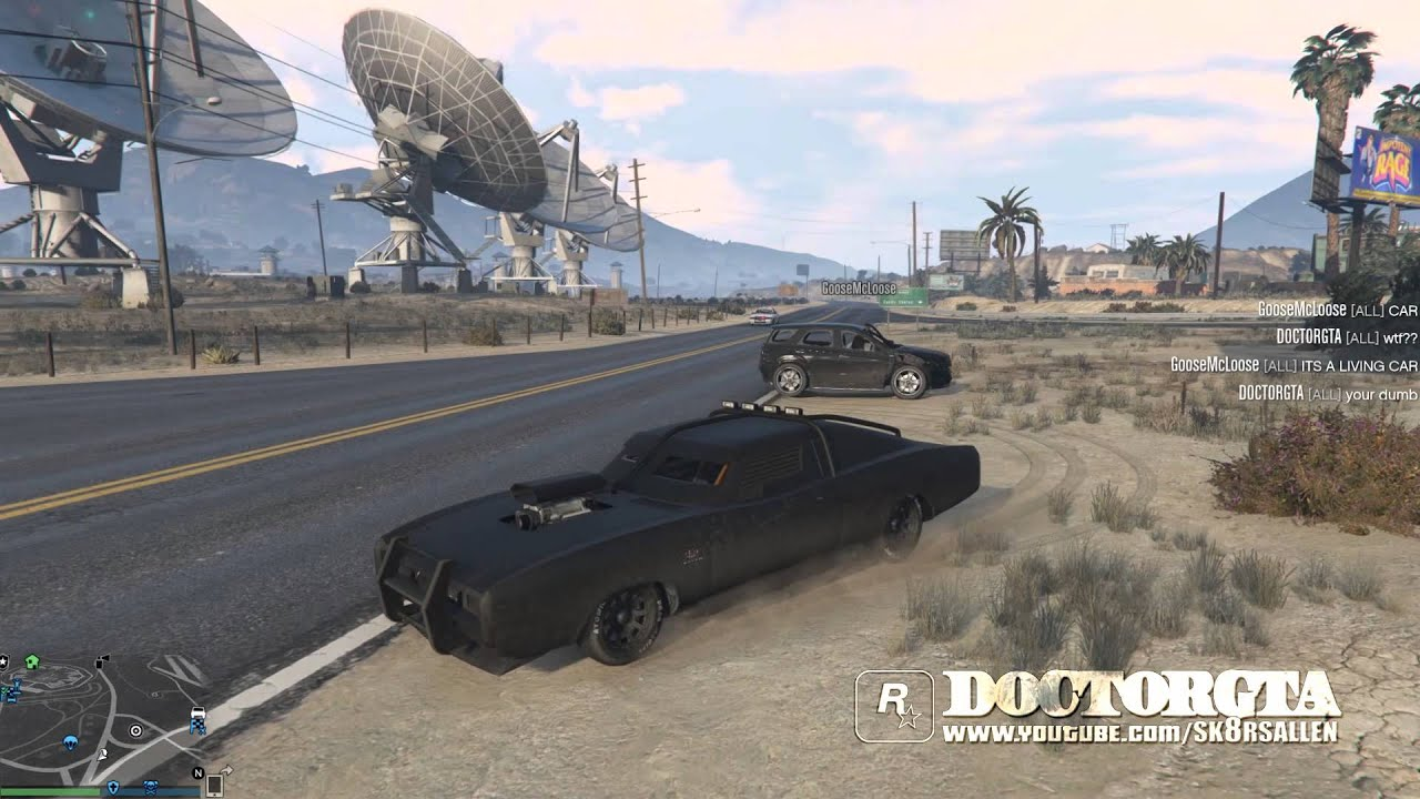 GTA 5 Trolling Online Mod Menu Hacks with JasonCT203 and Doctor GTA