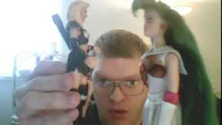 SAILOR PLUTO VS CALLISTO