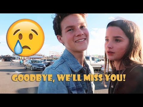 GOODBYE, WE'LL MISS YOU 😢 (WK 357.5) | Bratayley