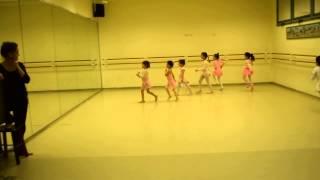 Мири - Открытый урок на кружке балета - 9