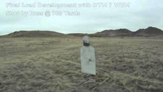 7 WSM Development at 768 Yards-Desert Tactical Munitions Thumbnail