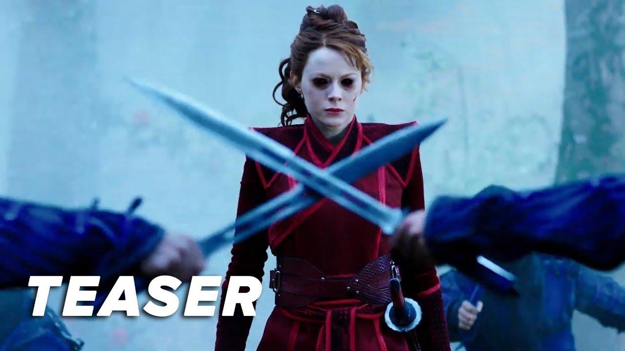 Download Into the Badlands Season 4 Teaser Trailer | Final Episodes