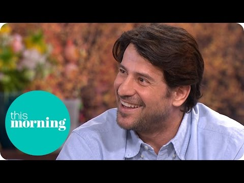 The Durrells' Alexis Georgoulis On The Possibity Of Romance For Spiro | This Morning
