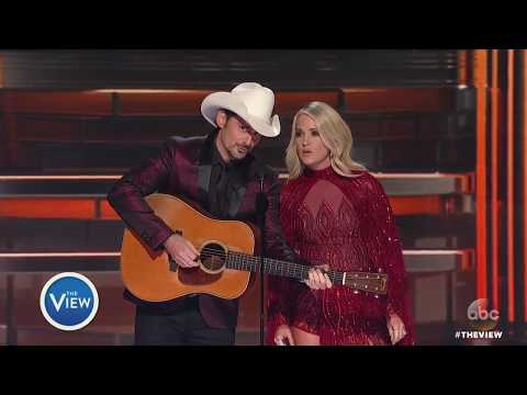 Country Music Awards: Too Political?   The View