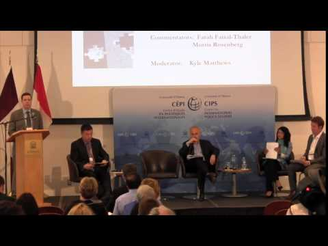 The Ottawa Forum, Session 10: Networks and institutions