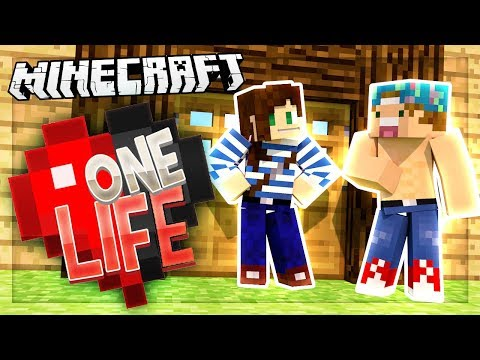 STACY'S HOUSE! | One Life SMP #33