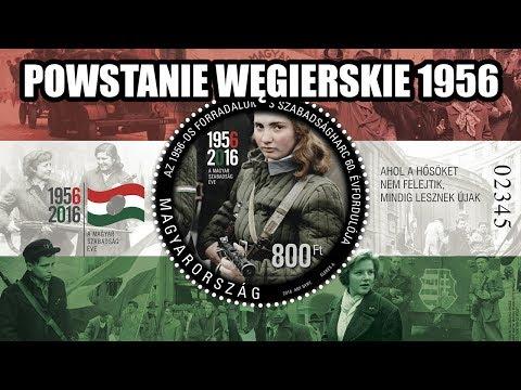 Powstanie węgierskie 1956 i przyjaźń polsko-węgierska