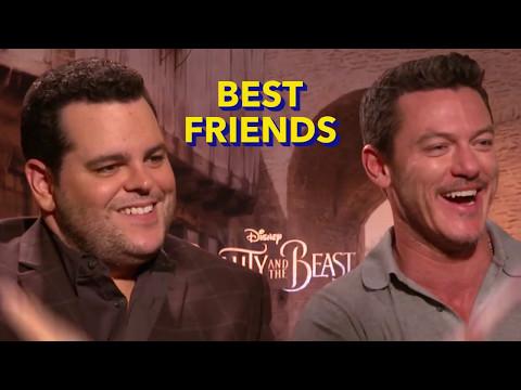 Best Bromance  Josh Gad & Luke Evans