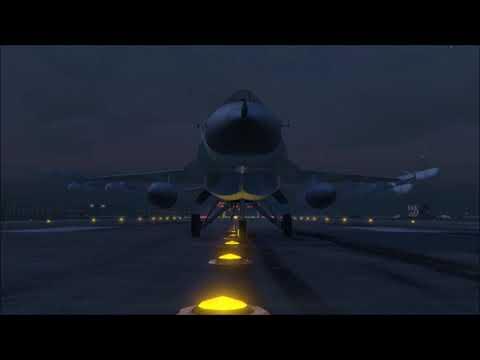 "GTA short film ""Breach of airspace"""