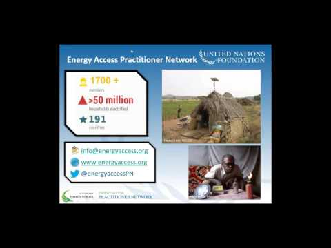 Towards Universal Energy Access in Ghana