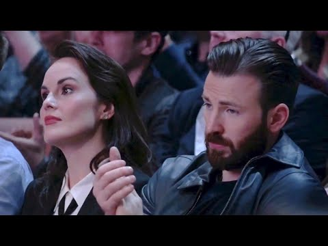 Chris Evans at Apple TV Plus March 2019 Event   Captain America Gate Crashes Apple Event!