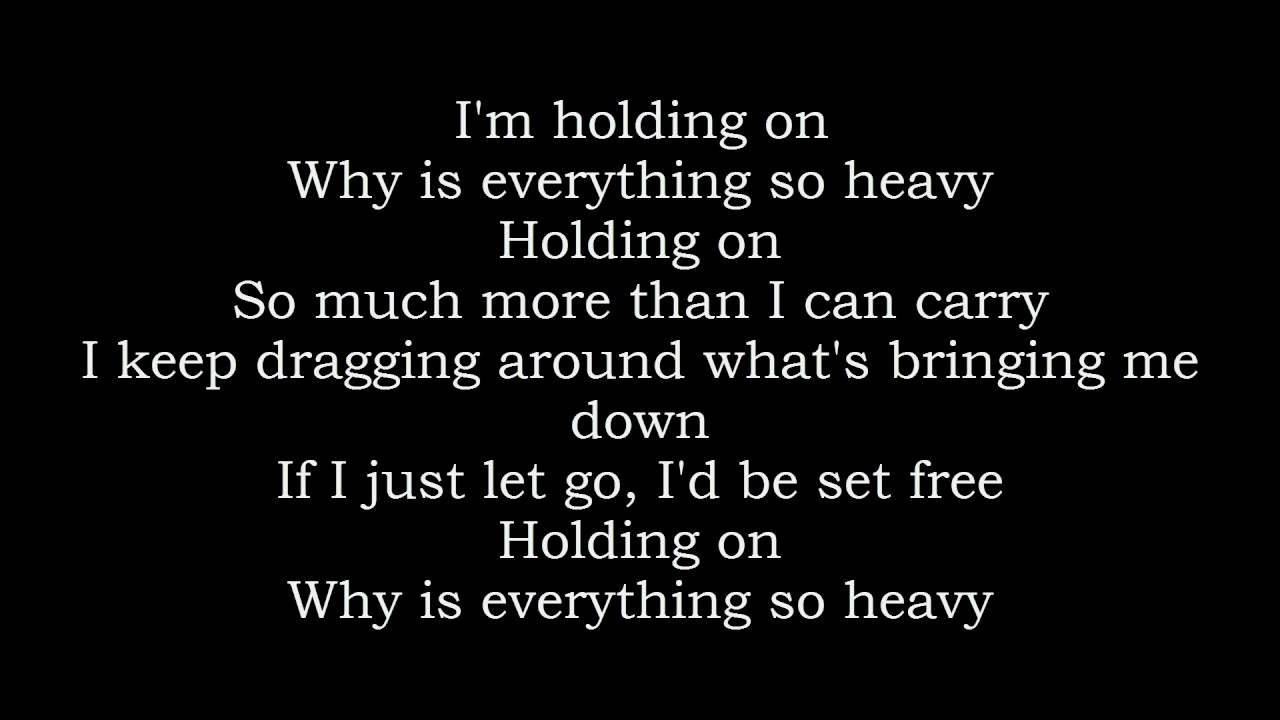 Linkin Park Ft Kiiara Heavy Lyrics Youtube